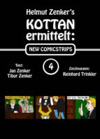 Kottan ermittelt: New Comicstrips 4 (ebook)