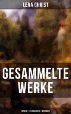 Gesammelte Werke: Romane + Erzählungen + Memoiren (ebook)