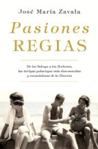Pasiones regias (ebook)