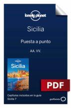 SICILIA 5. PREPARACIÓN DEL VIAJE