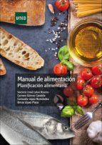 Manual de alimentación. Planificación alimentaria (ebook)