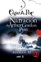 Narración de Arthur Gordon Pym (ebook)
