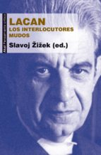 LACAN. Los interlocutores mudos (ebook)