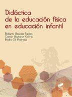Didáctica de la educación física en educación infantil (ebook)