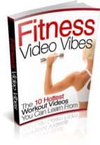 Fitness Video Vibes (ebook)