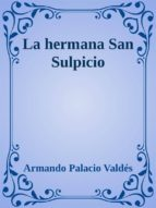 La hermana San Sulpicio (ebook)