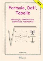 Formule, Dati,Tabelle (ebook)
