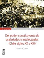 Del poder constituyente de asalariados e intelectuales  (ebook)