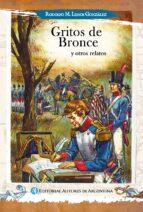 Gritos de bronce : y otros relatos  (ebook)