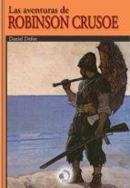 LAS AVENTURAS DE ROBINSON CRUSOE - DANIEL DEFOE (ebook)
