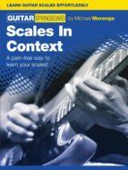 Guitar Springboard: Scales In Context (ebook)
