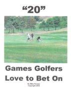 """20"" Games Golfers Love to Bet On (ebook)"