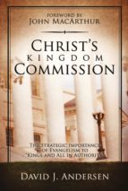 CHRIST'S KINGDOM COMMISSION