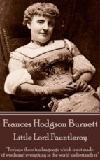Frances Hodgson Burnett - Little Lord Fauntleroy (ebook)