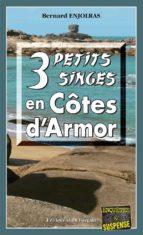 3 petits singes en Côte d'Armor (ebook)