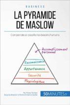 La pyramide des besoins (ebook)
