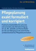 Pflegeplanung exakt formuliert und korrigiert (ebook)