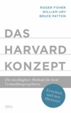 Das Harvard-Konzept (ebook)