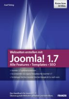 Webseiten erstellen mit Joomla! 1.7 (ebook)