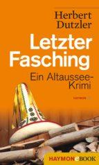 Letzter Fasching (ebook)