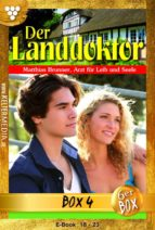Der Landdoktor Jubiläumsbox 4 - Arztroman (ebook)