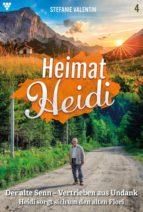 HEIMAT-HEIDI 4 ? HEIMATROMAN