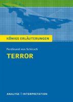 Terror. Königs Erläuterungen. (ebook)