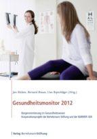 GESUNDHEITSMONITOR 2012