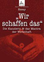 """Wir schaffen das"" (ebook)"