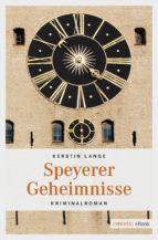 Speyerer Geheimnisse (ebook)