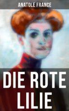 Die Rote Lilie (ebook)