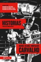 Carvalho: Historias (ebook)