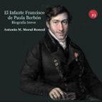 El infante Francisco de Paula Borbón, leyenda y realidad. Biografía breve (ebook)