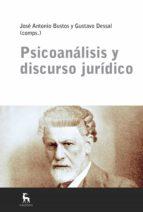 PSICOANÁLISIS Y DISCURSO JURÍDICO