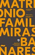 Matrimonio y familia (ebook)