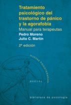 Tratamiento psicológico del Trastorno de Pánico y la Agorafobia (ebook)