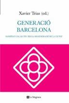 GENERACIÓ BARCELONA