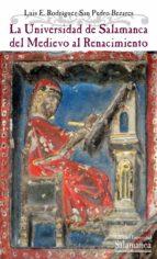 La Universidad de Salamanca del Medievo al Renacimiento (ebook)