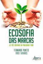 ECOSOFIA DAS MARCAS: AS TRÊS ECOLOGIAS NA PUBLICIDADE VERDE