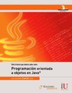 Programación orientada a objetos en Java (ebook)