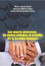 Los macro-procesos (ebook)