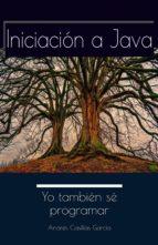 INICIACIÓN A JAVA (ebook)