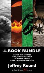 DAN SHARP MYSTERIES 4-BOOK BUNDLE