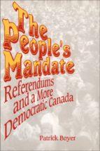 The People's Mandate (ebook)