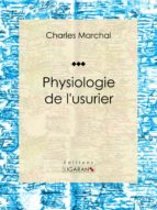 Physiologie de l'usurier (ebook)