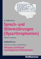 Sprech- und Stimmstörungen (Dysarthrophonien) (ebook)