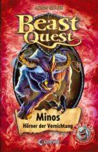 Beast Quest 50 - Minos, Hörner der Vernichtung (ebook)
