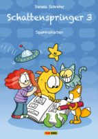 Schattenspringer Band 3 - Spektralfarben (ebook)