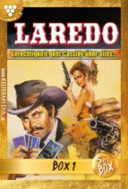 Laredo Jubiläumsbox 1 – Western (ebook)