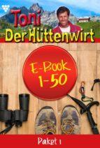 Toni der Hüttenwirt Paket 1 – Heimatroman (ebook)